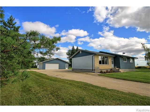 Main Photo: 49007 MUN 30E Road in LORETTE: Dufresne / Landmark / Lorette / Ste. Genevieve Residential for sale (Winnipeg area)  : MLS® # 1524974