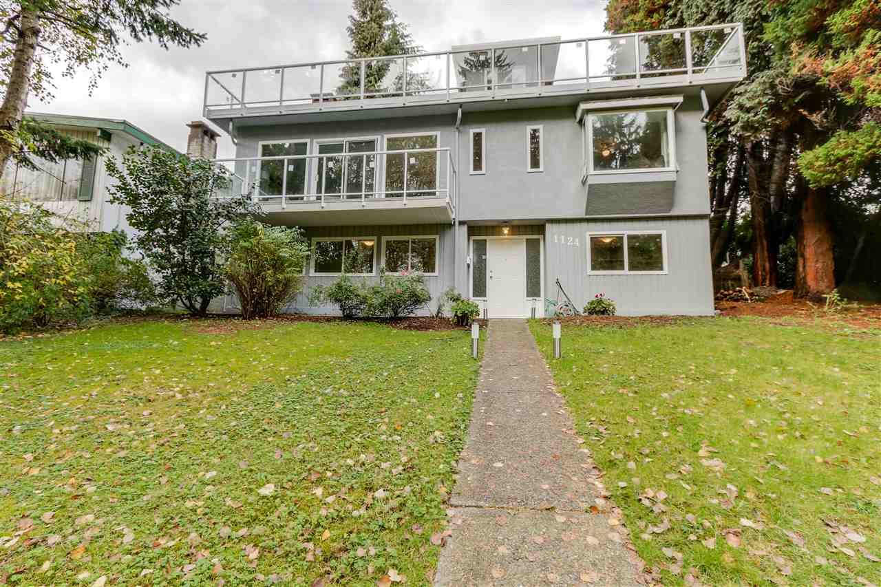 "Main Photo: 1124 HEYWOOD Street in North Vancouver: Calverhall House for sale in ""Calverhall"" : MLS®# R2012798"