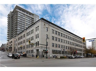 "Main Photo: 510 549 COLUMBIA Street in New Westminster: Downtown NW Condo for sale in ""C2C LOFTS & FLATS"" : MLS®# R2031496"