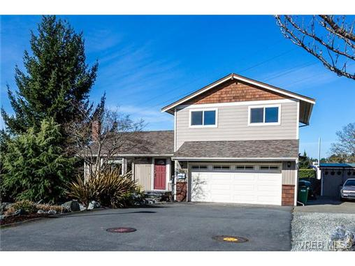 Main Photo: 810 Cameo Street in VICTORIA: SE High Quadra Single Family Detached for sale (Saanich East)  : MLS® # 361187