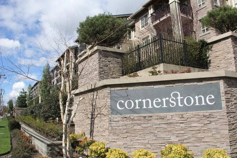 "Main Photo: 314 21009 56 Avenue in Langley: Salmon River Condo for sale in ""Cornerstone"" : MLS® # R2048798"