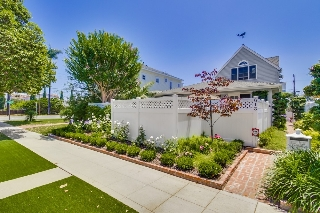 Main Photo: CORONADO VILLAGE House for sale : 5 bedrooms : 613 J Avenue in Coronado