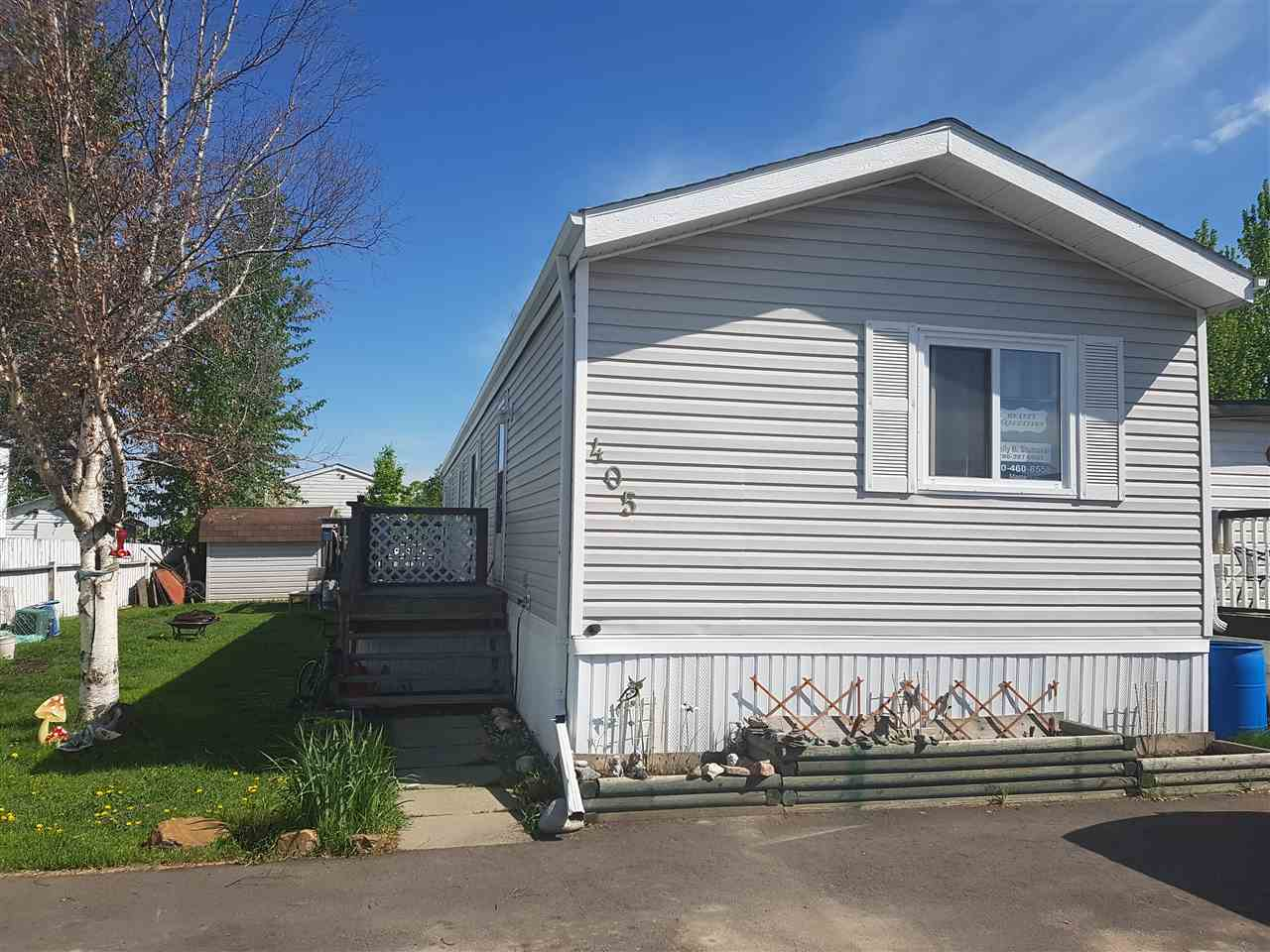 Main Photo: 405 53222 RR272: Rural Parkland County Mobile for sale : MLS® # E4053534