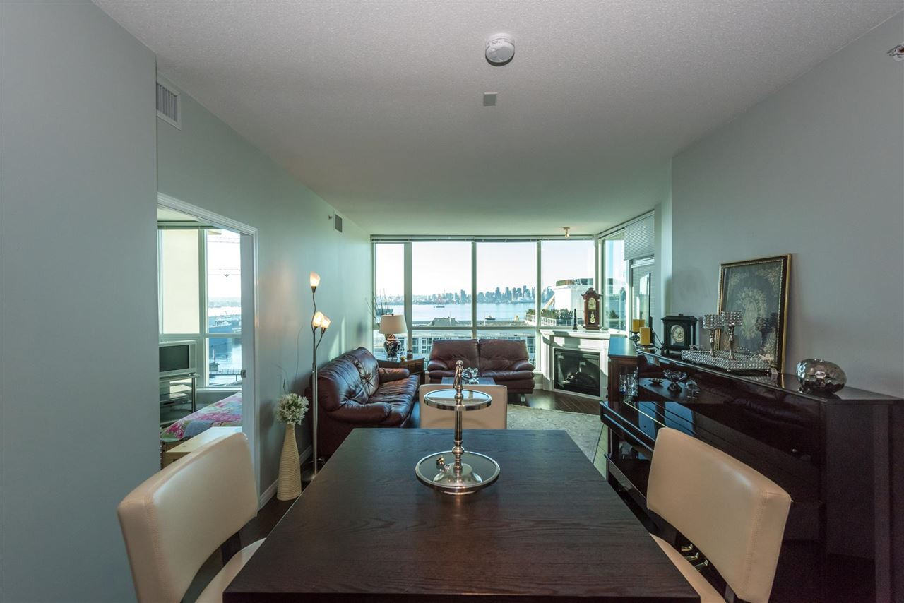 "Main Photo: 1003 138 E ESPLANADE Street in North Vancouver: Lower Lonsdale Condo for sale in ""PREMIERE AT THE PIER"" : MLS(r) # R2144179"
