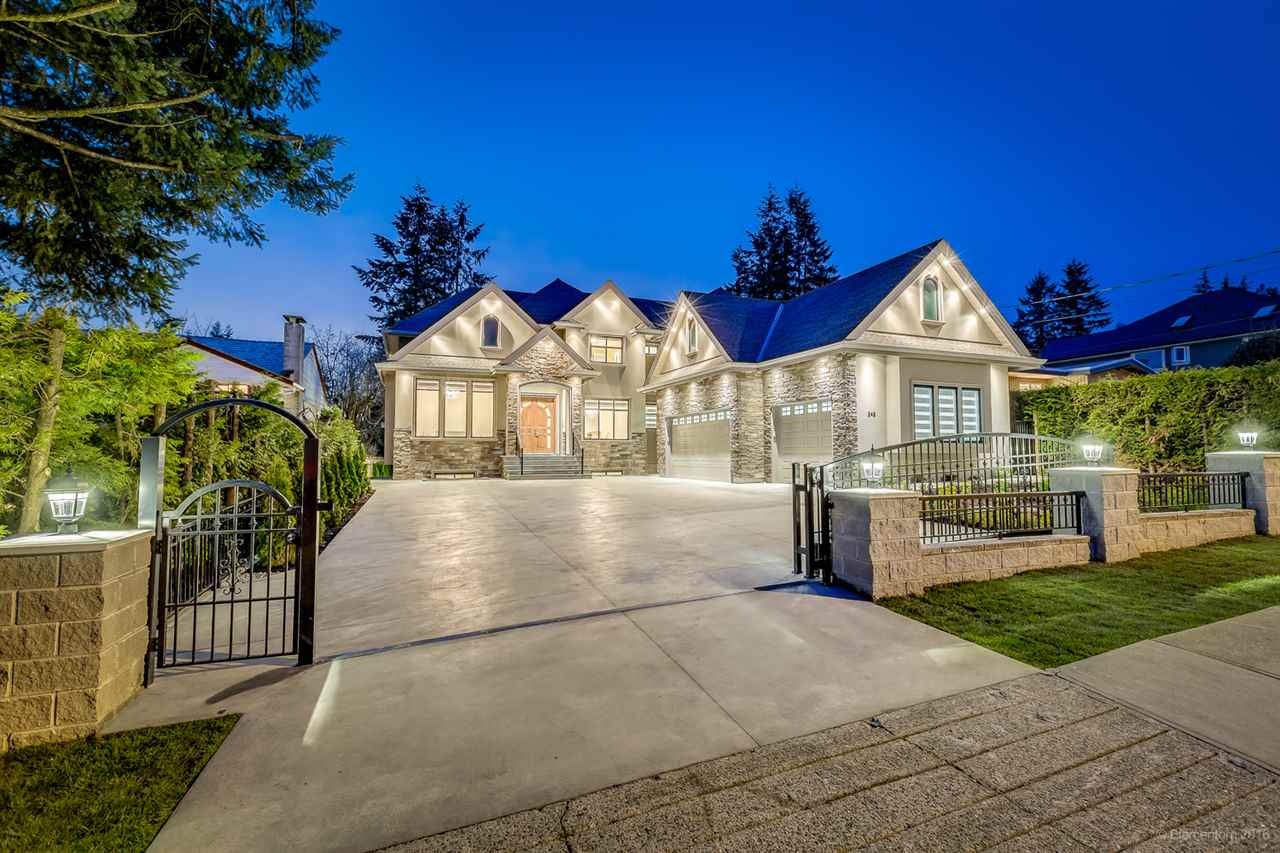 Main Photo: 548 SCHOOLHOUSE Street in Coquitlam: Central Coquitlam House for sale : MLS®# R2154003
