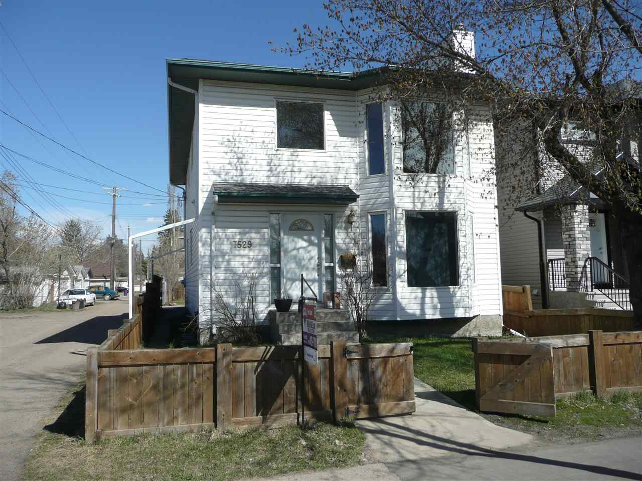 Main Photo: 7529 106 Street NW in Edmonton: Zone 15 House for sale : MLS(r) # E4062214