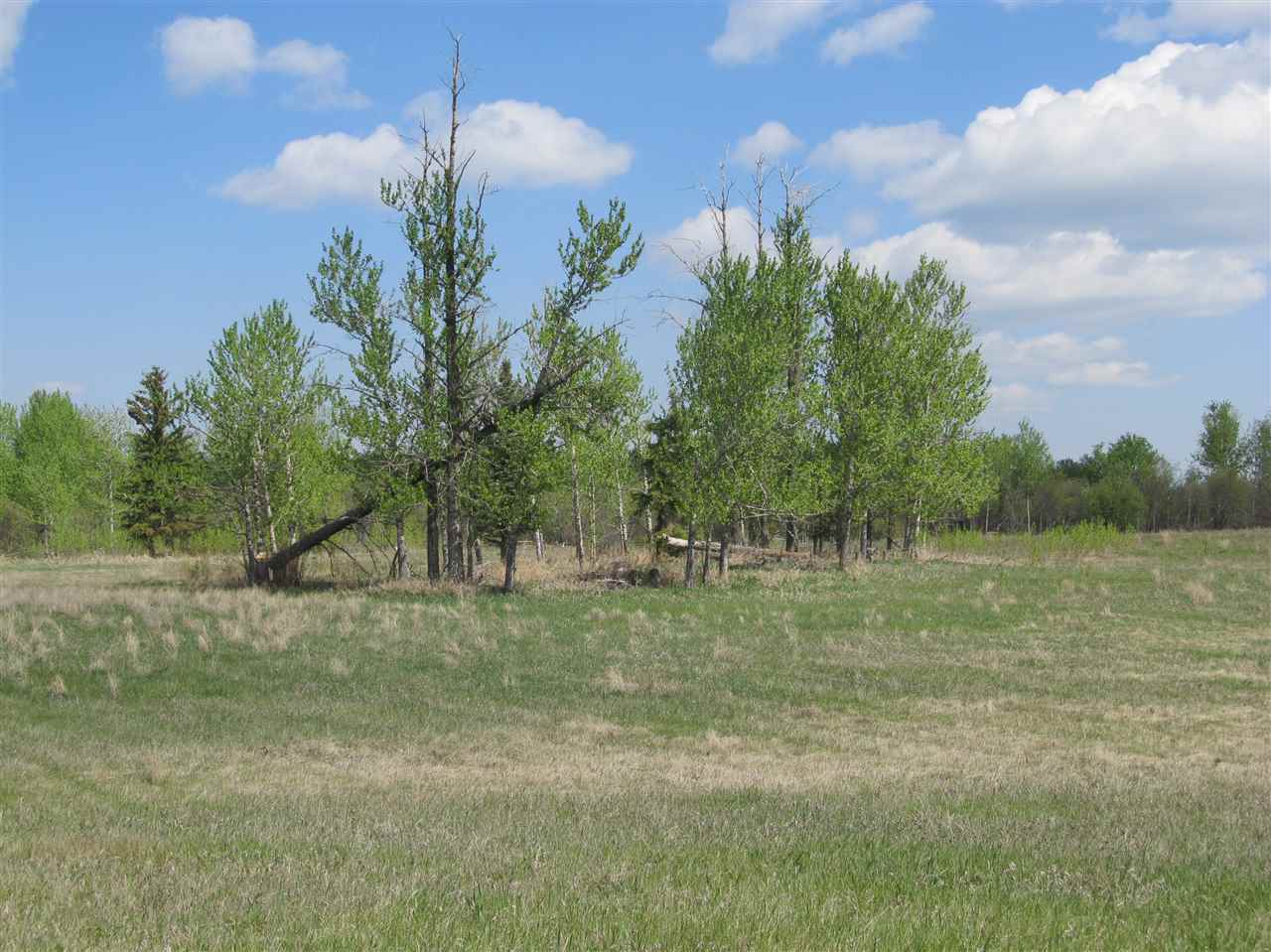 Main Photo: RR 204 HWY 661: Rural Thorhild County Rural Land/Vacant Lot for sale : MLS(r) # E4065910