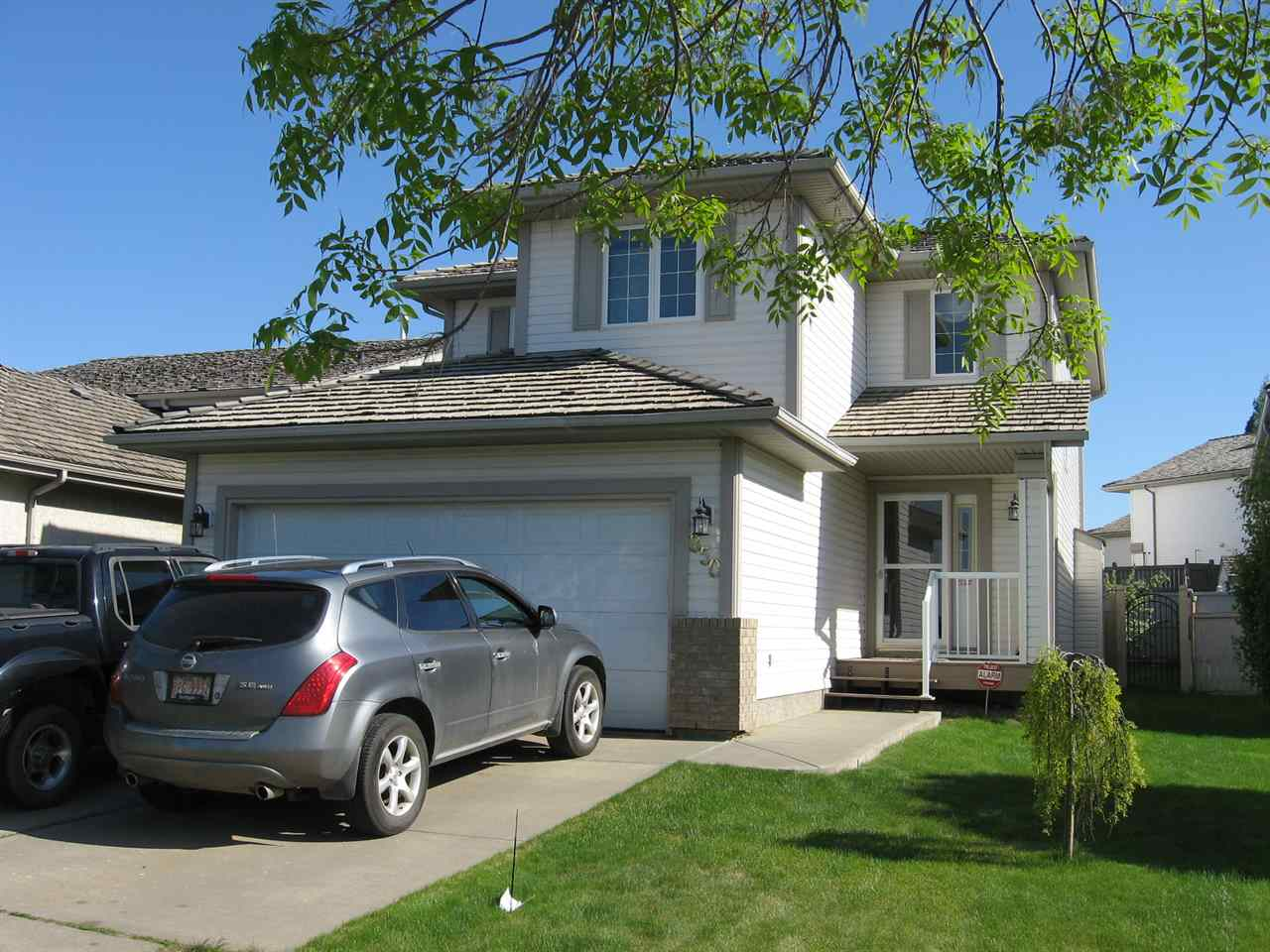 Main Photo: 850 NOTTINGHAM Boulevard: Sherwood Park House for sale : MLS® # E4066625