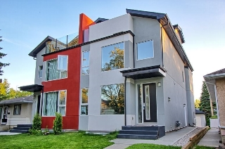 Main Photo:  in Edmonton: Zone 17 House Half Duplex for sale : MLS(r) # E4067502