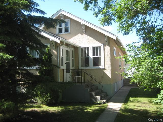 Main Photo: 531 Doucet Street in Winnipeg: St Boniface Residential for sale (2A)  : MLS(r) # 1715422