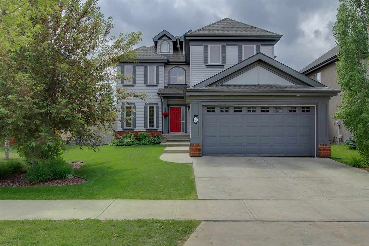 Main Photo: 137 CALDWELL Way in Edmonton: Zone 20 House for sale : MLS® # E4069769