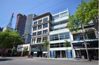 Main Photo: 610 53 W HASTINGS Street in Vancouver: Downtown VW Condo for sale (Vancouver West)  : MLS(r) # R2184389
