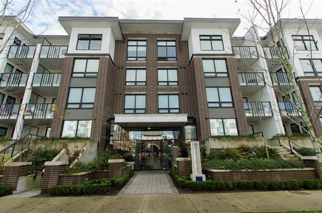 "Main Photo: 318 9388 ODLIN Road in Richmond: West Cambie Condo for sale in ""OMEGA"" : MLS® # R2187063"
