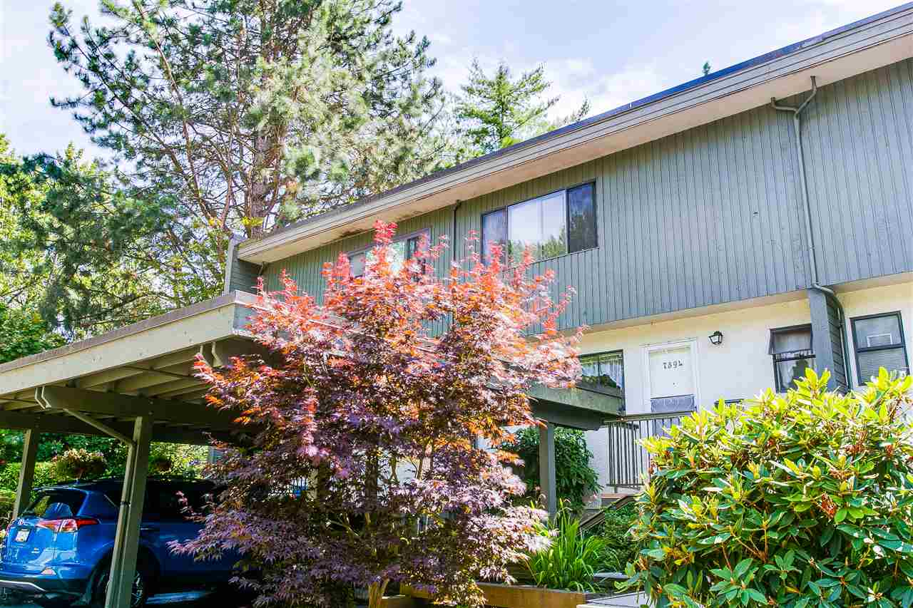 Main Photo: 7394 CAPISTRANO Drive in Burnaby: Montecito Townhouse for sale (Burnaby North)  : MLS® # R2192050
