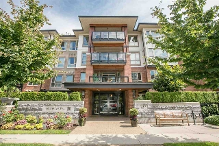 "Main Photo: 411 1153 KENSAL Place in Coquitlam: New Horizons Condo for sale in ""ROYCROFT AT WINDSOR GATE"" : MLS® # R2197128"