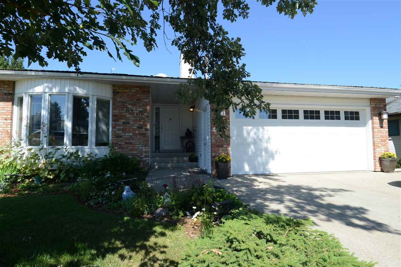 Main Photo: 18312 58 Avenue in Edmonton: Zone 20 House for sale : MLS® # E4077989