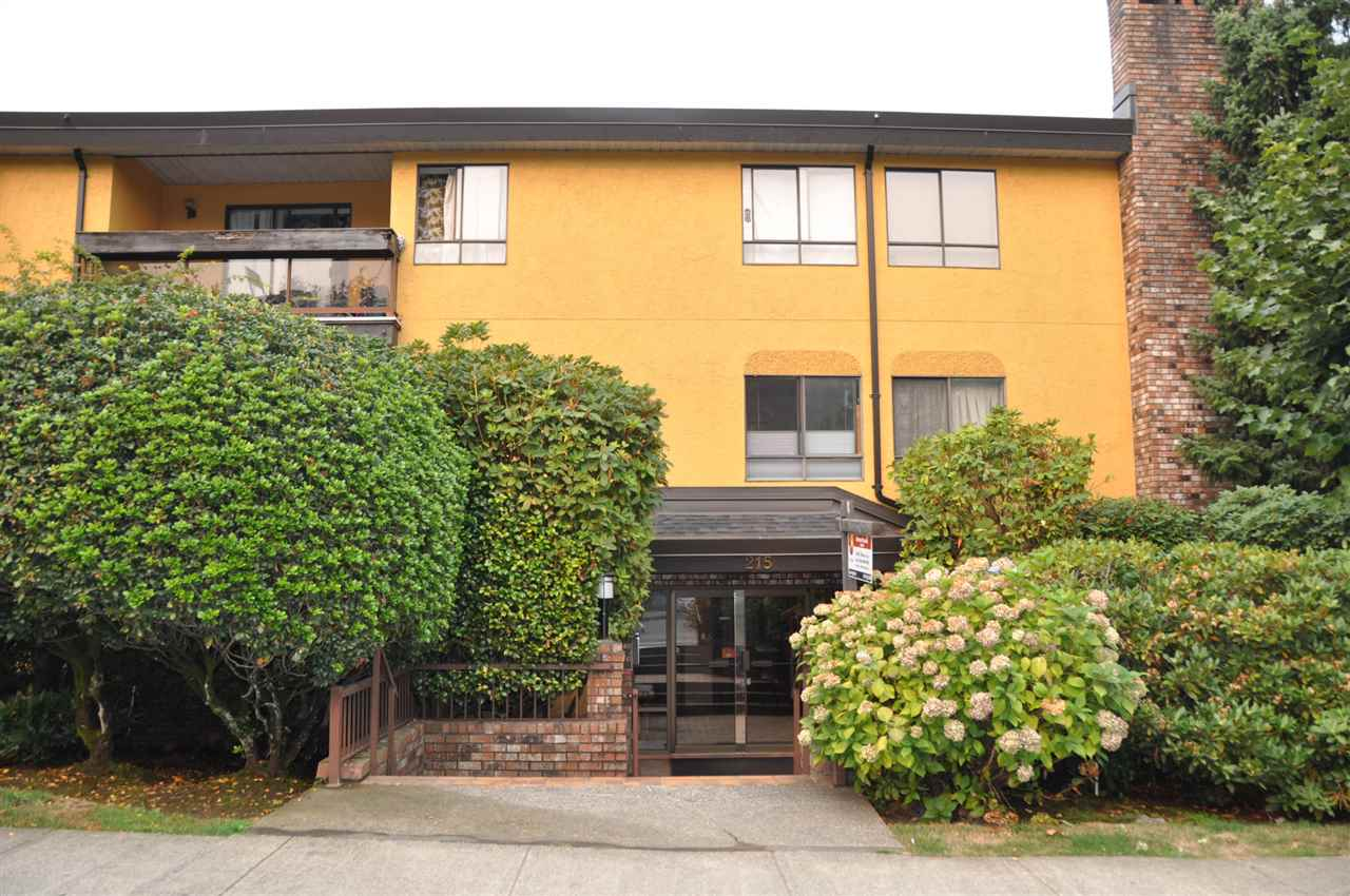 Main Photo: 101 215 N TEMPLETON Drive in Vancouver: Hastings Condo for sale (Vancouver East)  : MLS® # R2202594