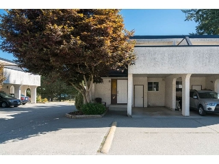 "Main Photo: 117 32923 BRUNDIGE Avenue in Abbotsford: Central Abbotsford Townhouse for sale in ""Norman Manor"" : MLS® # R2204352"