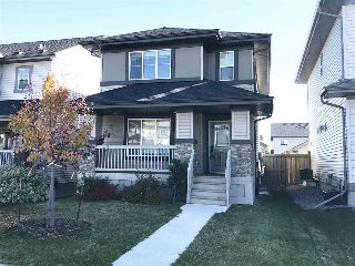 Main Photo: 1217 177A Street in Edmonton: Zone 56 House for sale : MLS® # E4084593