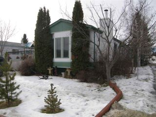 Main Photo: 72 Evergreen Road in Edmonton: Zone 51 Mobile for sale : MLS® # E4087279