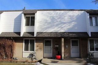 Main Photo: D7 1 GARDEN Grove NW in Edmonton: Zone 16 Townhouse for sale : MLS®# E4093169