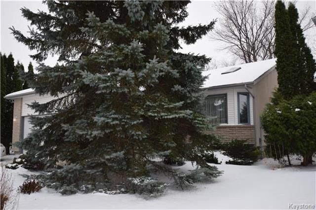 Main Photo: 24 Ragsdill Road in Winnipeg: Algonquin Park Residential for sale (3G)  : MLS® # 1804236