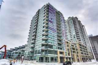 Main Photo: 704 128 2 Street SW in Calgary: Eau Claire Condo for sale : MLS® # C4170711
