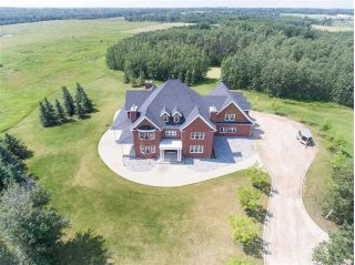 Main Photo: 52364 Rng Rd 220 Road: Rural Strathcona County House for sale : MLS®# E4110027
