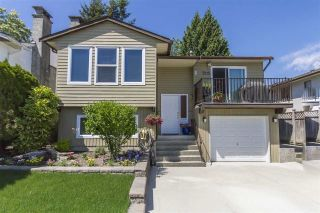 "Main Photo: 3215 VALDEZ Court in Coquitlam: New Horizons House for sale in ""NEW HORIZONS"" : MLS®# R2270386"