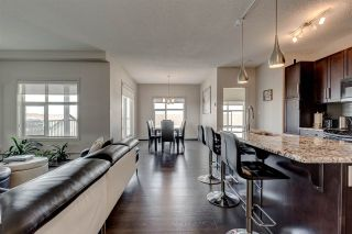 Main Photo: 419 5510 SCHONSEE Drive in Edmonton: Zone 28 Condo for sale : MLS®# E4115366