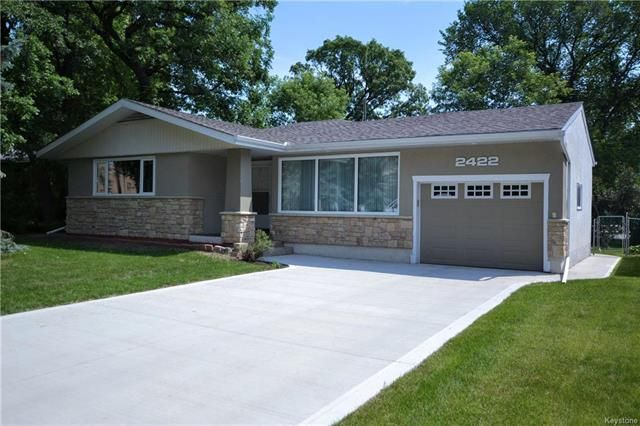 Main Photo: 2422 Assiniboine Crescent in Winnipeg: Residential for sale (5F)  : MLS®# 1817008