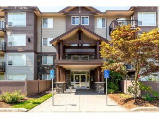 "Main Photo: 414 2581 LANGDON Street in Abbotsford: Abbotsford West Condo for sale in ""Cobblestone"" : MLS®# R2296208"