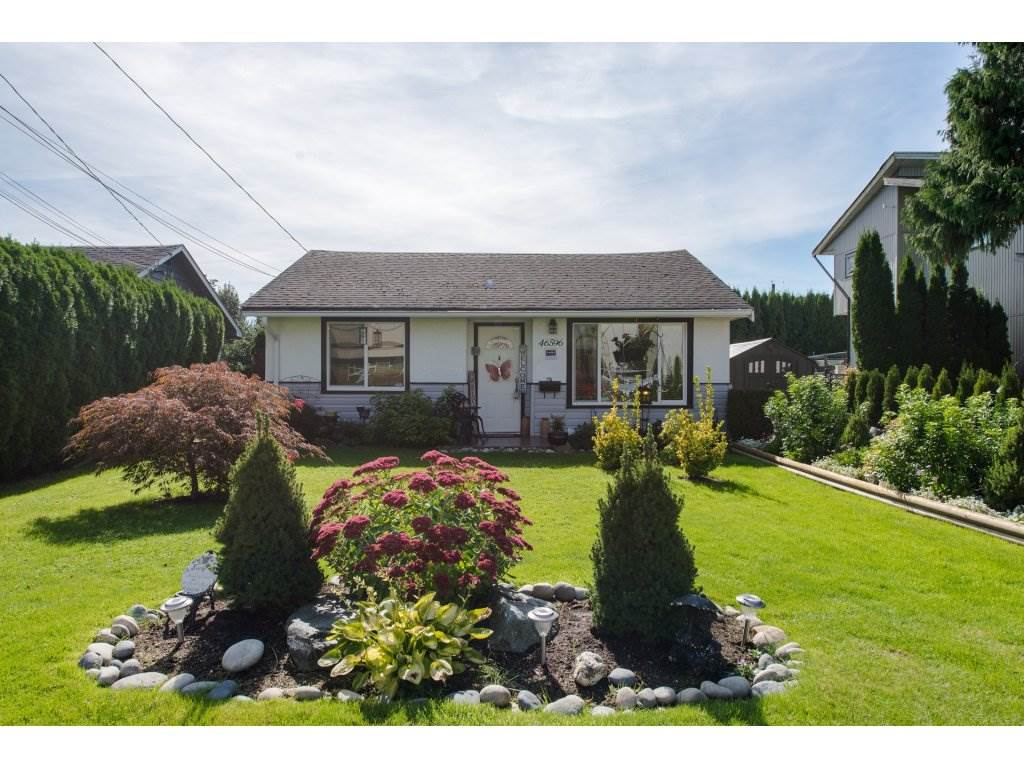 FEATURED LISTING: 46596 MAPLE Avenue Chilliwack