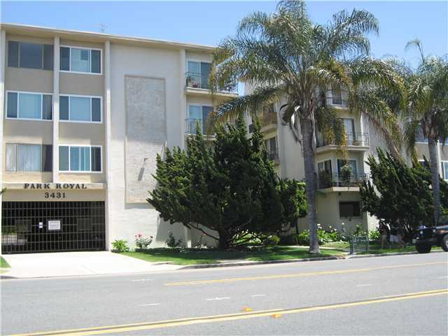Main Photo: HILLCREST Condo for sale : 2 bedrooms : 3431 Park #406 in San Diego