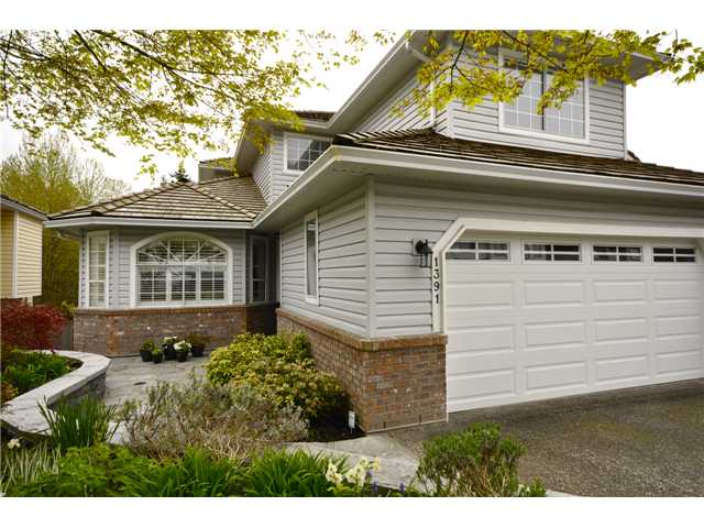 Main Photo: 1391 KENNEY Street in Coquitlam: Westwood Plateau House for sale : MLS® # V887600