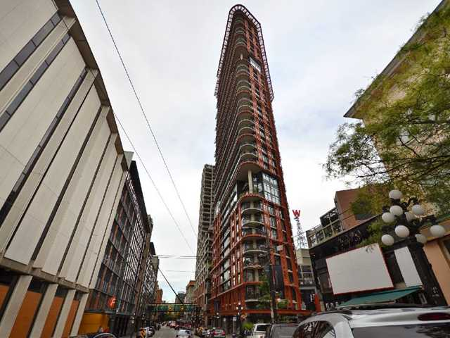 "Main Photo: 801 128 W CORDOVA Street in Vancouver: Downtown VW Condo for sale in ""WOODWARDS"" (Vancouver West)  : MLS® # V899216"