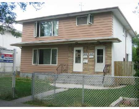 Photo 1: Photos: 566 KENT RD in WINNIPEG: Condominium for sale (East Kildonan)  : MLS® # 2905667