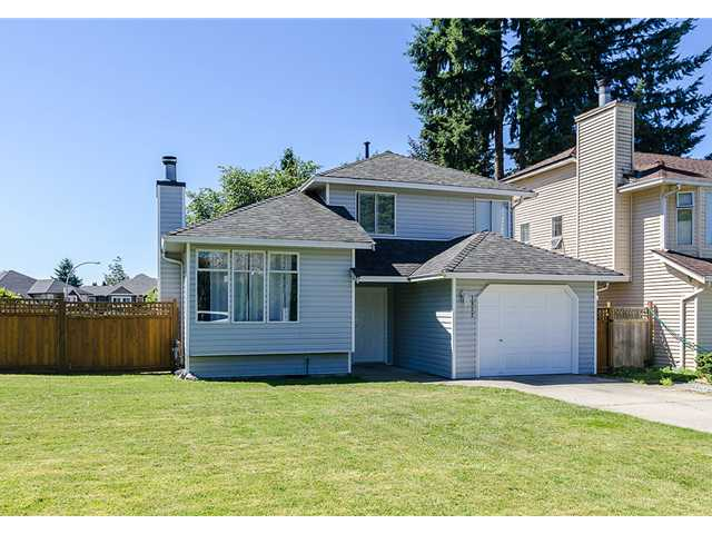 Main Photo: 1932 YUKON Avenue in Port Coquitlam: Citadel PQ House for sale : MLS® # V1033532