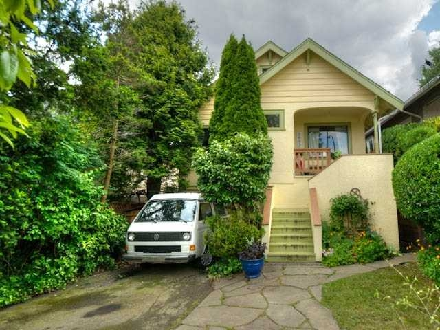 Main Photo: 3993 PERRY Street in Vancouver: Knight House for sale (Vancouver East)  : MLS® # V1044166