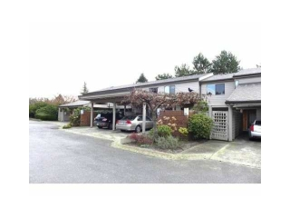 "Main Photo: 2167 MCMULLEN Avenue in Vancouver: Quilchena Townhouse for sale in ""ARBUTUS VILLAGE"" (Vancouver West)  : MLS® # V1045706"