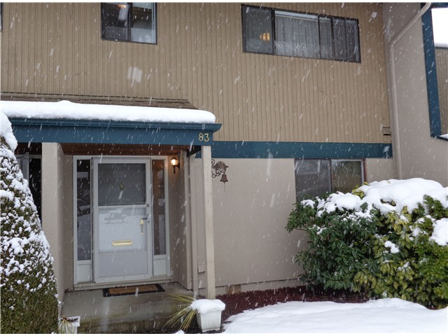 Main Photo: 83 5850 177B Street in Surrey: Cloverdale BC Townhouse for sale (Cloverdale)  : MLS(r) # F1404578