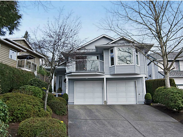Main Photo: 2221 KAPTEY Avenue in Coquitlam: Cape Horn House for sale : MLS® # V1053476