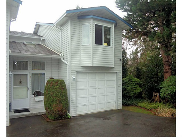 Main Photo: 5 32752 4TH Avenue in Mission: Mission BC Townhouse for sale : MLS® # F1409169