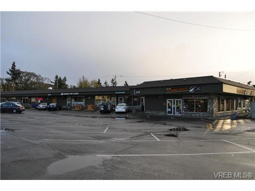 Main Photo: A 3947 Quadra Street in VICTORIA: SE Maplewood Office for sale (Saanich East)  : MLS® # 336228