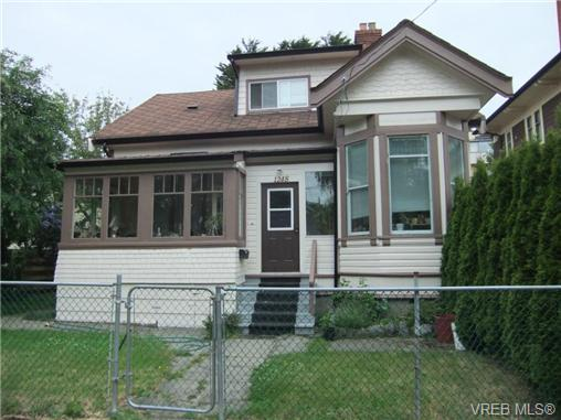 Main Photo: 1248 Oscar Street in VICTORIA: Vi Fairfield West Single Family Detached for sale (Victoria)  : MLS® # 338170