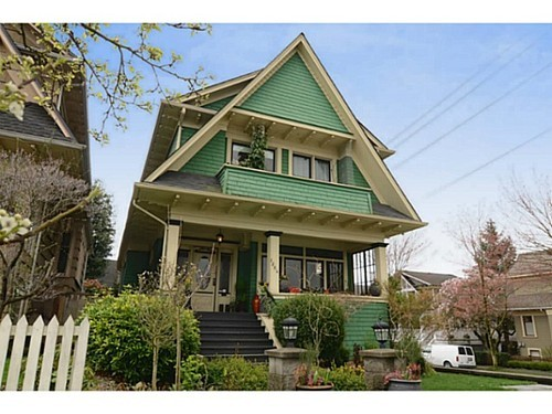 Main Photo: 1504 GRAVELEY Street in Vancouver East: Grandview VE Home for sale ()  : MLS® # V1056766