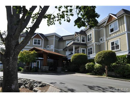 Main Photo: 206 10520 McDonald Park Road in NORTH SAANICH: NS Sandown Condo Apartment for sale (North Saanich)  : MLS(r) # 355114