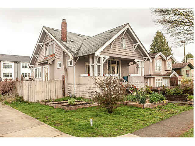 Main Photo: 1727 E 22ND Avenue in Vancouver: Victoria VE House for sale (Vancouver East)  : MLS(r) # V1142875