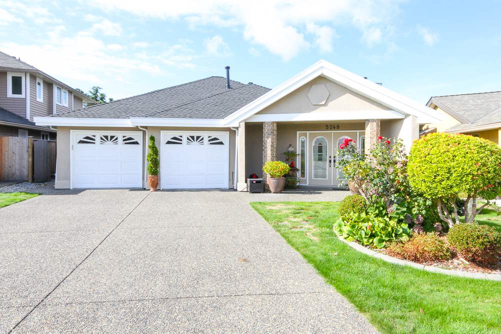 "Main Photo: 5248 PINEHURST Place in Delta: Cliff Drive House for sale in ""IMPERIAL VILLAGE"" (Tsawwassen)  : MLS® # R2000407"