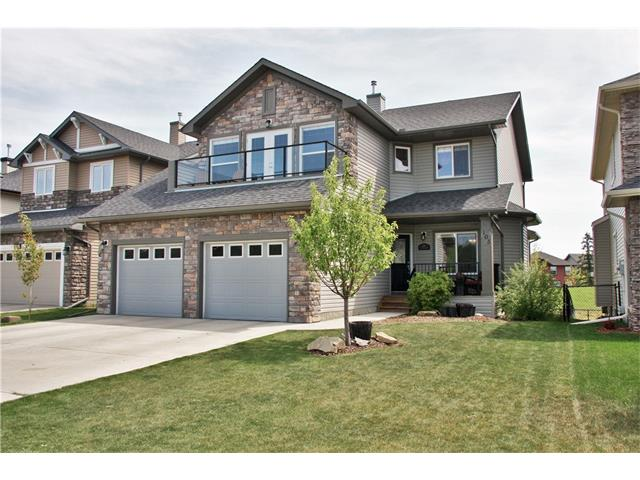 Main Photo: 103 CRYSTAL GREEN Drive: Okotoks House for sale : MLS®# C4065469